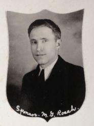 Melvin G. Roach, 1938 age 32