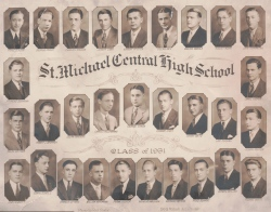 St. Michael Central High School, Chicago, 1931