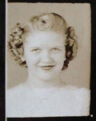 Allene Spurlock, 1940, age 14