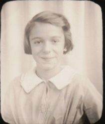Anna Lagana, 1934, 5th grade in Peekskill, NY