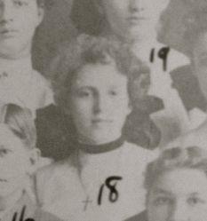 Blanche Rambo, 1908