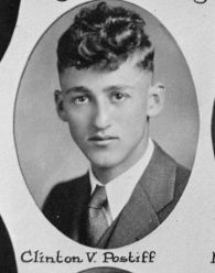 Clinton V. Postiff, Plymouth High School, 1931