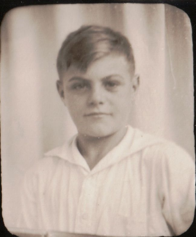 Joseph Palmiotto, age 10