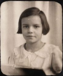 Marian O'connor, 1934, 5th grade, Peekskill, NY