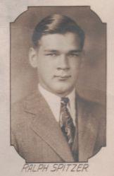 Ralph Spitzer in 1931