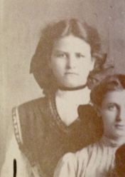 Ruth Smith, 1908 Seneca High School