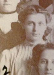Viola Bennett, 1908 Seneca, KS