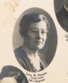 Lucy More, Librarian & Instructor, 1936 UT Law School