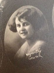 Dorothy Cowan, 1923 Liberty Union High School