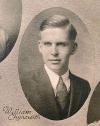 William R. Chynoweth, 1935 Macon High School, Illinois