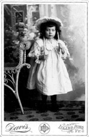 Unknown Little Girl