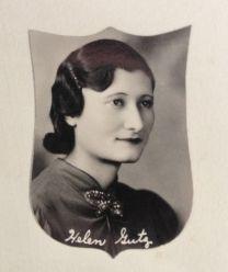 Helen Gutz, 1938 Osmond, Nebraska