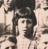 Hazel Echeveria, 2nd Grade in 1923