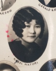 Mabel Natori, 18 years old in 1930