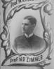 Prof N. P. Zimmer. 1888 Eastman Business School