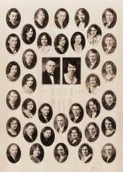 Preston High School, 1931 - Preston, MN