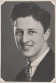 Norbert Hahn, 1932 graduate of Wakeman High School