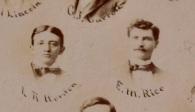 E. M. Rice & L. R. Wordon, 1896 class of University of Wisconsin Law School