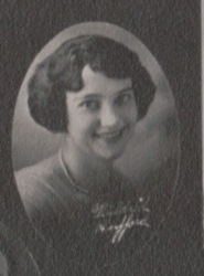 Mildred Hufford, Liberty Union High School, 1923