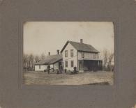 Gleason's farm circa 1900